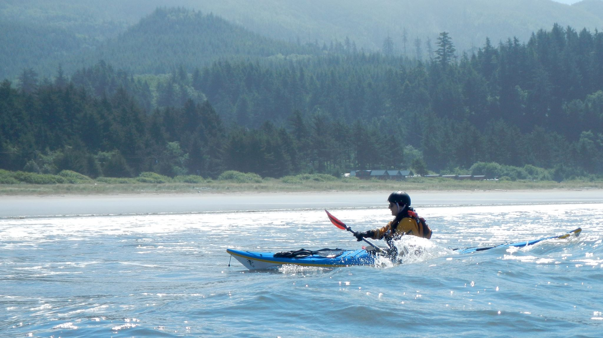 Surf Zone Clinics For Surf, WW, SOT And Sea Kayaks